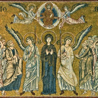 Ascension, Pentecost, and so the Church Begins