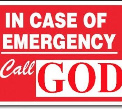 Our 911 God